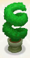 Swirly topiary