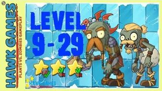 V1.0.81 Plants vs. Zombies All Stars - Viking World Level 9-29