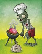 Barbecue Zombie