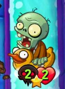Ducky Tube Zombie deadly