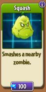 Squash for Gems