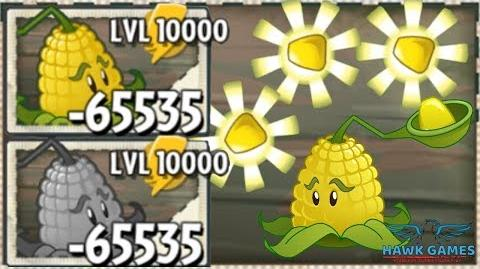 PvZ2 - Kernel-pult Upgraded to Level 10000 Power Up! 🌻 (Android and iOS)