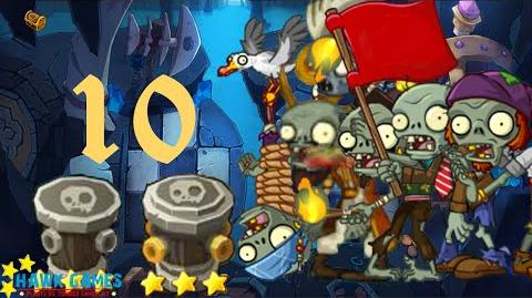 PvZ Online - Adventure Mode - Treasure Cave 10