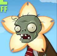 Flower Zombie 2