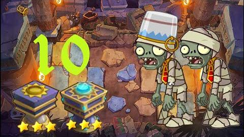 PvZ Online - Adventure Mode - Zphinx 10