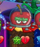 2 traits apple saucer