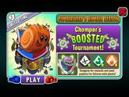 Tumbleweed's Rumble Season - Chomper's BOOSTED Tournament