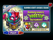 Blooming Heart's Sociable Season - Bombegranate's BOOSTED Tournament