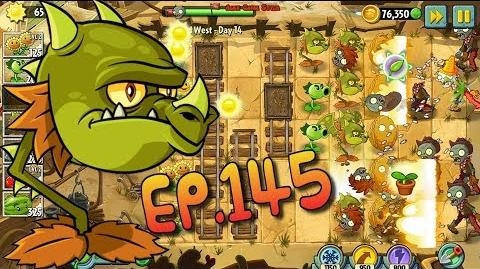 Plants vs. Zombies 2 Wild West Day 14 (Ep