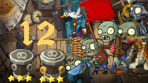 PvZ Online - Adventure Mode - Jia Banhai Shore 12