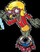 Roller Zombie