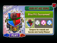 Olive Pit's Oily Season - Olive Pit's Tournament