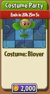 CostumePartyBlover