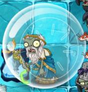 Healer Zombie Hamster Ball