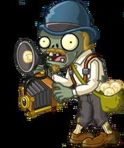 Lost Photographer Zombie 2