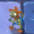 Shrunken Jester Zombie