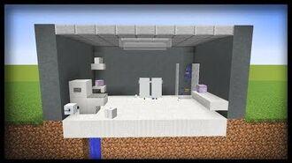 The Minecraft 1.12 COMMAND BLOCK BATHROOM!