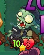 Very powerful Paparazzi Zombie