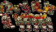 Chinese New Year Celebration Zombies