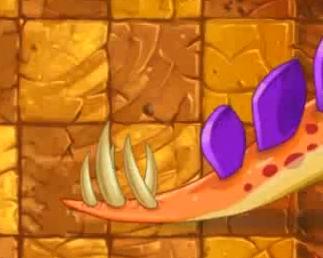 Stegosaurtail