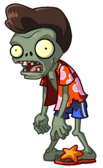 HD Pompadour Zombie