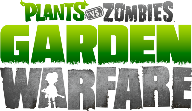 File:Plants Vs Zombies Garden Warfare Logo.png Great Pictures