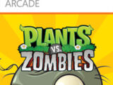 Plants vs. Zombies PlayStation 3 and Xbox 360