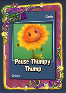 Pvzgw2 pause thumpy thump sticker