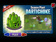 Season Plant Dartichoke