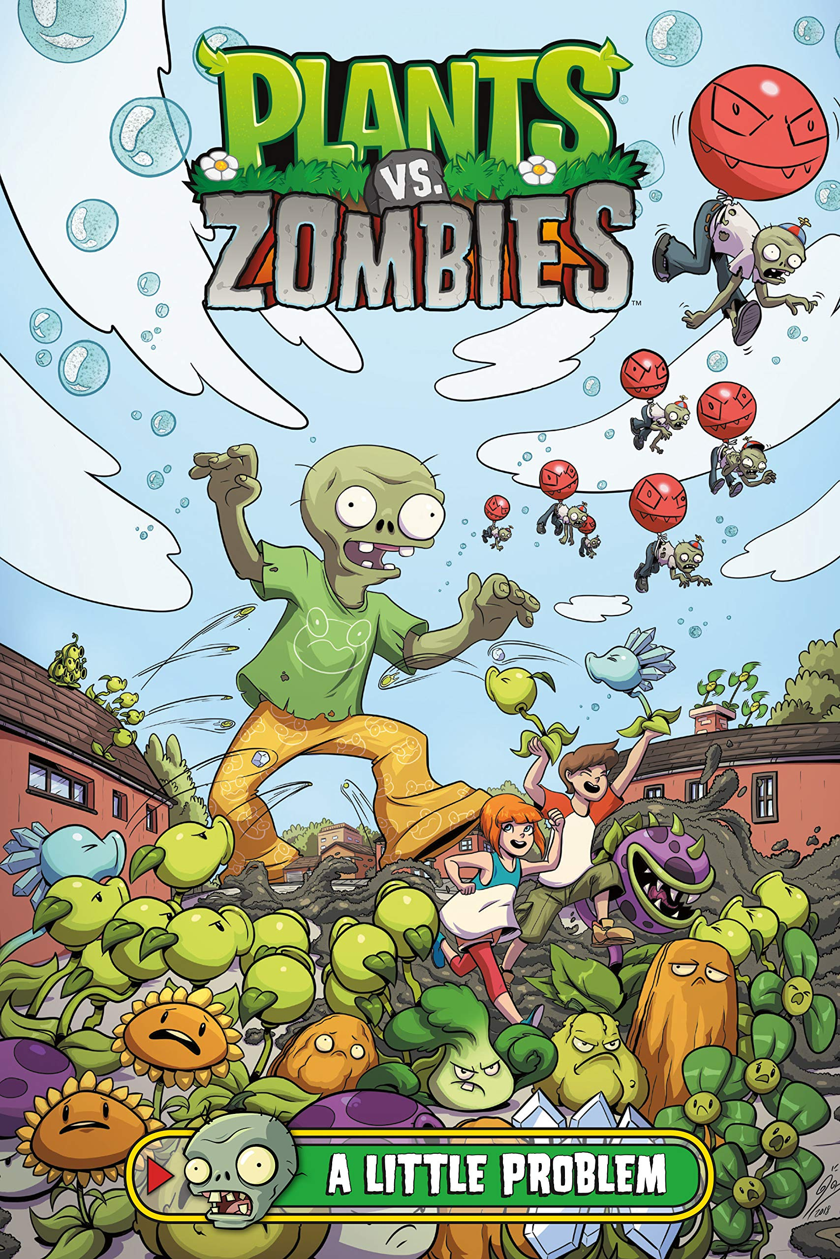 Plants vs. Zombies: A Little Problem | Plants vs. Zombies ...