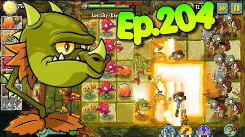 Plants vs. Zombies 2 Got a new Plant A.K.E.E. - Lost City Day 6 (Ep