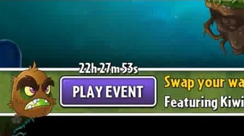 Plants vs Zombies 2 - Beghouled Beyond 1 Event with Kiwibeast