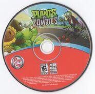Plantsvs.Zombies MicrosoftWindowsMacOSX Disc