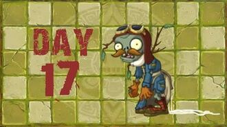 Pre-1.8 Plants vs. Zombies 2 China - Lost City - Day 17