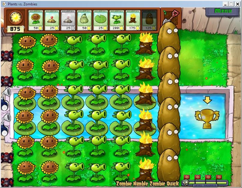 Zombie Nimble Zombie Quick/Strategies | Plants vs  Zombies