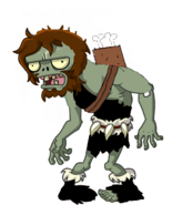 Bone Thrower Zombie HD