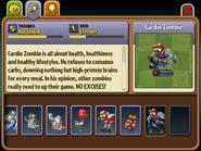 Cardio Zombie Almanac Entry (Part 2)