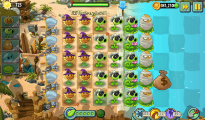 Beach endless zone level1 completed