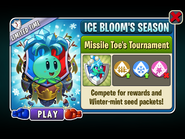 Ice Bloom Year-End Season - Missile Toe Tournament
