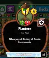 Beta Stats Plantern