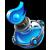 Blue potion 6
