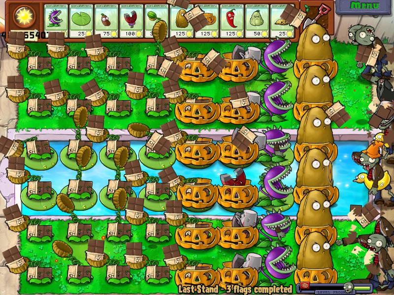 Hybrid mini-games | Plants vs  Zombies Wiki | FANDOM powered