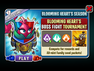 Blooming Heart's Sociable Season - Blooming Heart's BOSS FIGHT Tournament