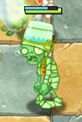 PVZOL PF Mummy Buckethead Zombie