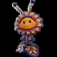 Sun monarch