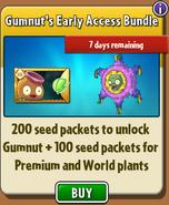 Gumnut's Early Access Bundle