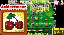Plants vs. Zombies - Achievement Explodonator - Classic PC HD (Ep