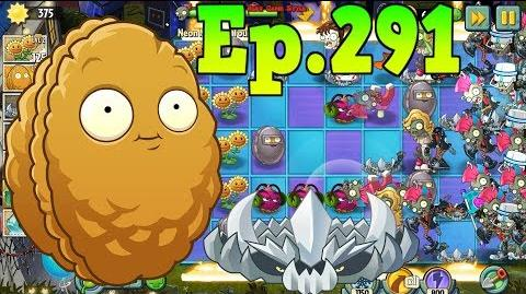 Plants vs. Zombies 2 Magnet-shroom, Wall-nut, Spikerock - Neon Mixtape Tour Day 8 (Ep