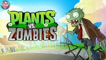 Plants vs. Zombies Web Version Pogo Thumbnail