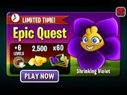 ShrinkingVioletEpicQuest